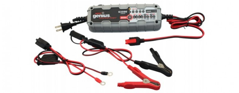 Noco Battery Charger 6/12 Volt
